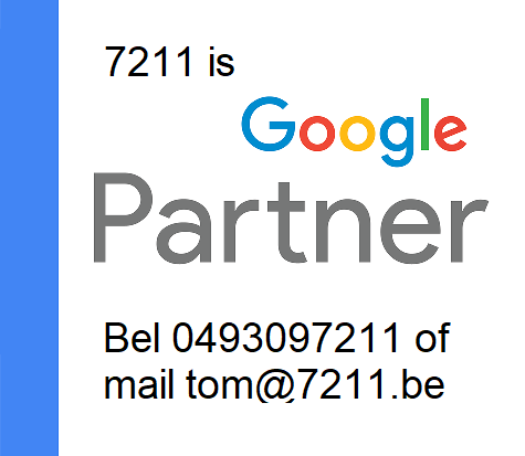 Google Partner Berchem